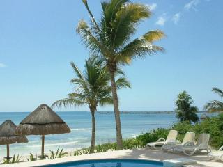 15 Steps to Beach! Luxury, Ground Floor 3BR/3.5BA - Puerto Aventuras vacation rentals