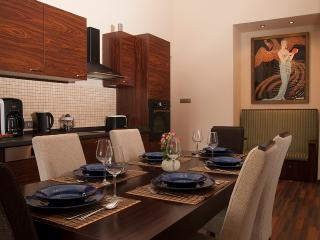 Budapest Art Deco Grand 3 BR Terrace Apartment in the very Centre of the City - Budapest vacation rentals