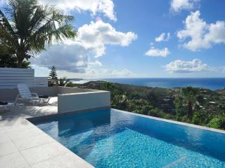 Villa Bella Vista: amazing view over Grand Case - Grand Case vacation rentals