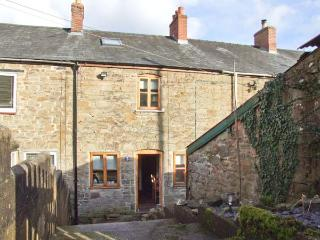 FORESTER'S INN, mid-terrace former forester's cottage, near amenities, woodburning stove, in Parkend, Ref 28825 - Parkend vacation rentals