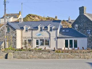 TAN BRYN 1, delightful apartment, king-size bed, enclosed patio, beach opposite, Ref. 905066 - Aberdaron vacation rentals