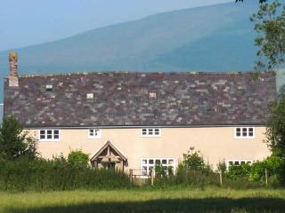 THE HYMMS, character features, games room, woodburner & fire, WiFi, pet-friendly cottage in Walton, Ref. 905113 - Old Radnor vacation rentals