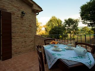 Agriturismo Ca' Princivalle Marche - apt. Sambuco - Pesaro vacation rentals