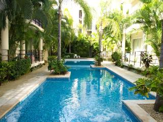 2  Bedroom, 2 Bathroom Condo with Swim Pool, Beach - Playa del Carmen vacation rentals