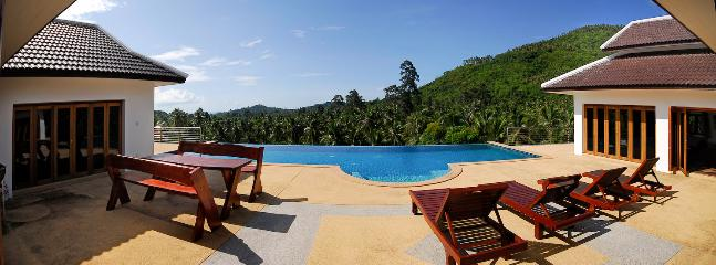 Villa Orchidea-luxury villa with swimming pool 4 bd - Image 1 - Koh Samui - rentals