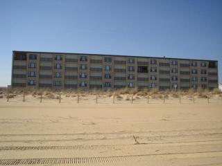 Ocean Trails 2 Bedroom 2 Bath direct ocean front condo - Ocean City vacation rentals