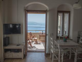 Comfort and luxurious interior with stunning vista - Molyvos vacation rentals