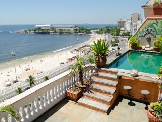 W44 - 3 Bedrooms Penthouse in Copacabana - Rio de Janeiro vacation rentals
