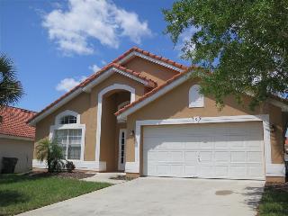 AR-Paradise Orlando Disney & Golf Villa with Private pool and southfacing pool - Davenport vacation rentals