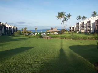 Kihei Maui Kondo partial ocean view steps to beach - Kihei vacation rentals