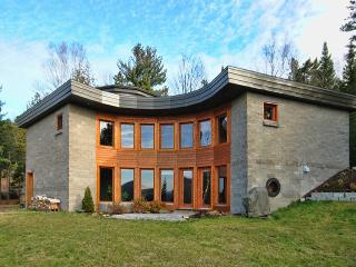 contemporary architecture Home with amazing view - Sainte-Beatrix vacation rentals