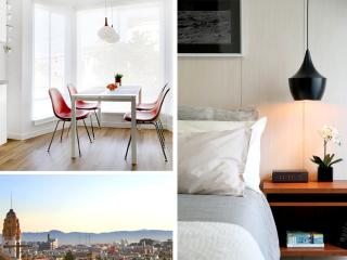 ★★★★★ Mission Dolores Modern Design☀Views☀SUN☀1BR - San Francisco vacation rentals