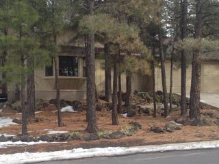 Cozy home in beautiful Flagstaff, Arizona - Northern Arizona and Canyon Country vacation rentals