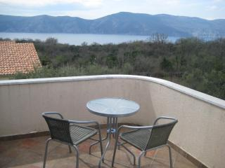 Villa Matiz on Krk with great garden and SEA VIEW! - Linardici vacation rentals