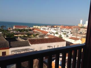Loft in Old Town - Magnificent View - Cartagena vacation rentals