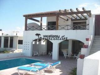 Beachfront Tropical Vacation Casa - Image 1 - Chicxulub - rentals
