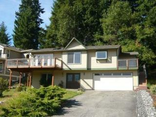 Lake view in Sudden Valley, on the golf course - Bellingham vacation rentals