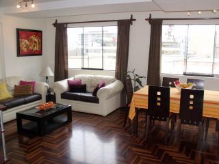 Miraflores 3 Bedroom Apartment - Lima vacation rentals