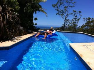 Crezzo Point View 100  Acres Private Pool Views - Crescent Head vacation rentals