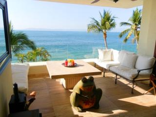 3 bedroom + condo with private beach and pool. - Puerto Vallarta vacation rentals
