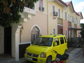 Our two story house at La Aldea del Rio, Mactan, Cebu, - Visayas vacation rentals