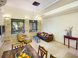 Ground Floor 3 Bdr Apt - Great Location! - Jerusalem vacation rentals
