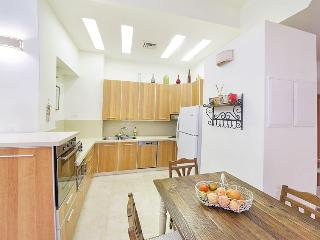 Amazing Ground Floor 3 Bdr Apt - Great Location! - Jerusalem vacation rentals