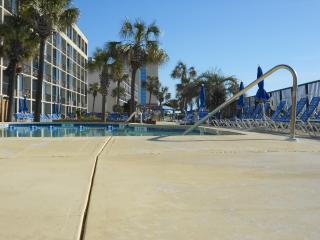 Beach Front Peppertree Ocean Club Resorts - North Myrtle Beach vacation rentals