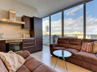 042 St Julians Seafront 2-bedroom Penthouse - Island of Malta vacation rentals