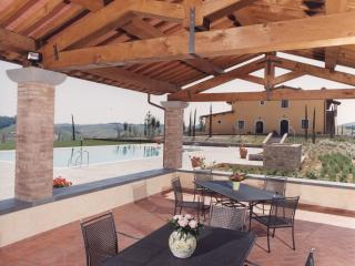 Private villa with pool and extensive garden - Montaione vacation rentals