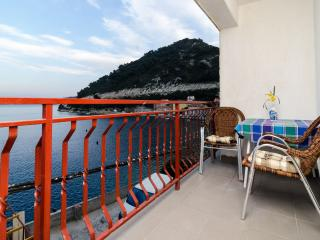 Apartment in Sobra, sea view!! :) - Mljet vacation rentals