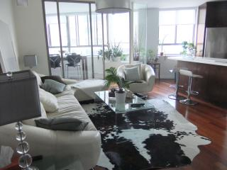 HIGH END, DOWNTOWN LAKEFRONT CONDO 2 BEDROOM + DEN - Toronto vacation rentals