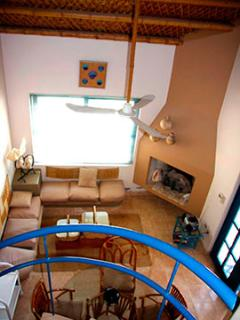 Beautiful bungalow in front of the ocean in TRADIT - Paracas vacation rentals