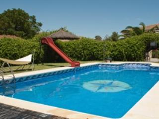 Luxury villa with private pool,tennis and playground - Ardales vacation rentals