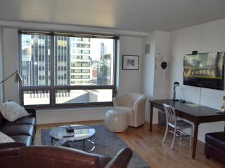 Theater District Luxury 1-Bed: 17th Floor Views - Boston vacation rentals