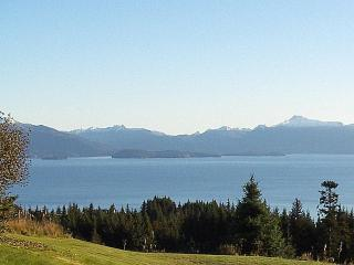 Overlooking Kachemak Bay and mountains - Homer vacation rentals