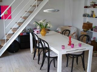 Copenhagen apartment in 2 levels near Forum metro - Copenhagen vacation rentals