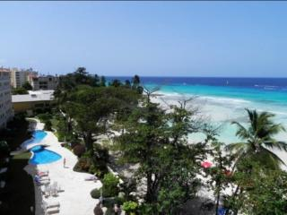 Sapphire Beach 503 at Dover Beach, Barbados - Beachfront, Gated Community, Communal Pool - Dover vacation rentals