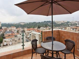 Spectacular Views! Lots of Light! Guest House! - Jerusalem vacation rentals