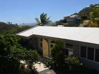 Pura Vida: Privacy - 1.5 Acres In Choc. Hole - Cruz Bay vacation rentals