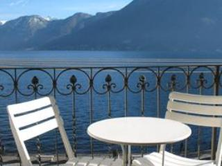 2 bedroom Condo with Satellite Or Cable TV in Argegno - Argegno vacation rentals