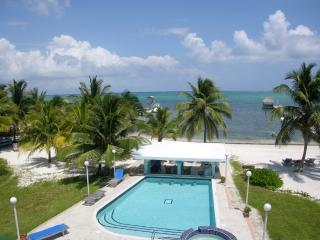 2 bedroom condo with loft on private beach! -A5 - San Pedro vacation rentals
