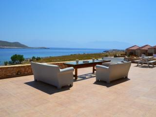 Majestic sea front villa Aristoteles - Halki vacation rentals