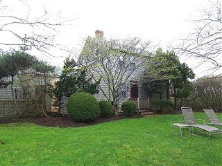 Nice House with Internet Access and Dishwasher - Nantucket vacation rentals