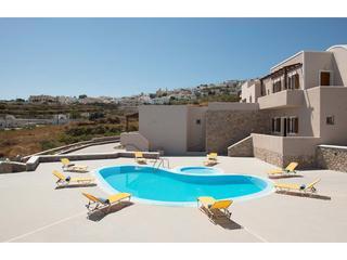 Apartment Complex in Santorini - Santorini vacation rentals