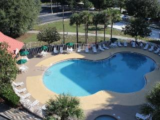"Great studio value, about 2 miles to Disney, 42"" flat screen TV, free Wi-Fi - Kissimmee vacation rentals"