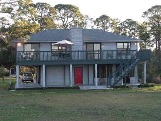 Beach House on Perdido Bay with Private Pier - Pensacola vacation rentals