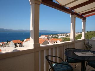 Panoramic sea view apartment A4 - Bol vacation rentals