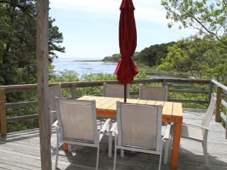 Quiet & Secluded, Beautiful Bay View Home - Wellfleet vacation rentals