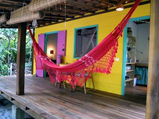 Boipeba-Brasil: Rustic romantic cottage on the sea - Morro de Sao Paulo vacation rentals